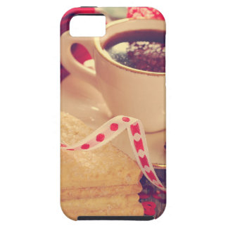 Valentine' S Day: Coffee & Chocolate Fifteen Tough iPhone 5 Case