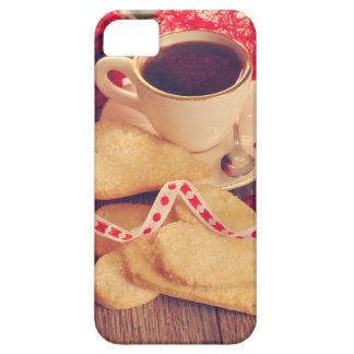 Valentine' S Day: Coffee & Chocolate Five iPhone 5 Case
