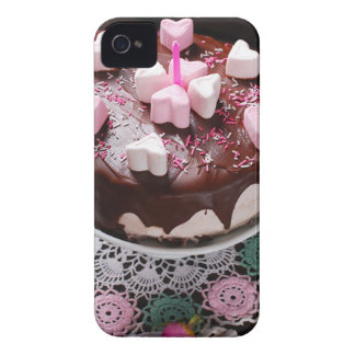 Valentine' S Day: Coffee & Chocolate Furnace Case-Mate iPhone 4 Case