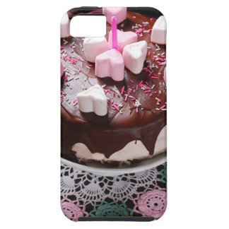 Valentine' S Day: Coffee & Chocolate Furnace iPhone 5 Cover