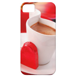 Valentine' S Day Coffee & Chocolate One iPhone 5 Cases