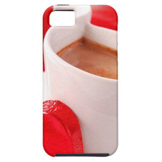 Valentine' S Day Coffee & Chocolate One iPhone 5 Covers
