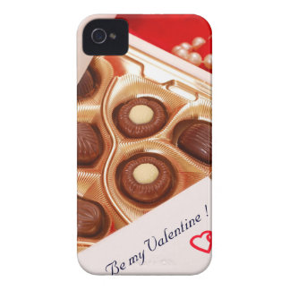Valentine' S Day: Coffee & Chocolate Six iPhone 4 Cover