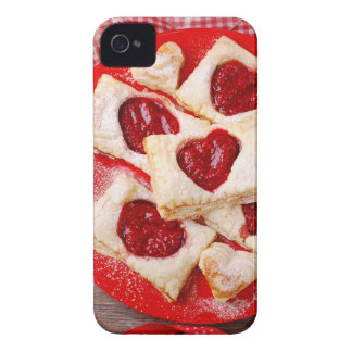 Valentine' S Day: Coffee & Chocolate Ten iPhone 4 Case