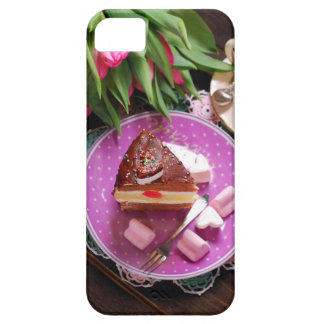 Valentine' S Day: Coffee & Chocolate Three iPhone 5 Case