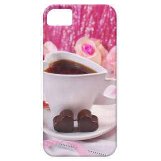 Valentine' S Day: Coffee & Chocolate Two Barely There iPhone 5 Case