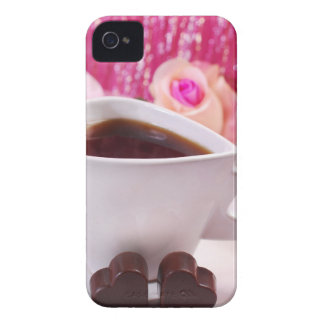Valentine' S Day: Coffee & Chocolate Two iPhone 4 Covers