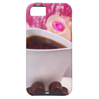 Valentine' S Day: Coffee & Chocolate Two iPhone 5 Covers