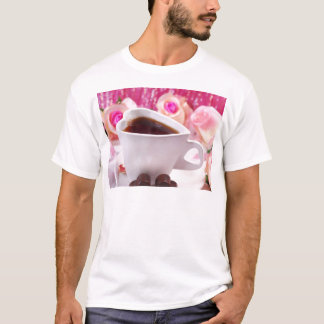 Valentine' S Day: Coffee & Chocolate Two T-Shirt