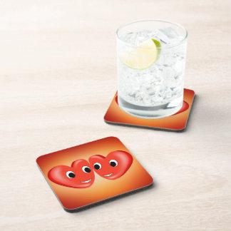 Valentine`s Day Beverage Coaster