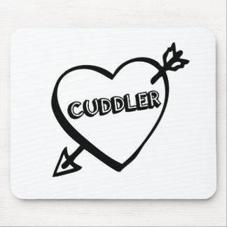 Valentine s Day Cuddler Mousepads