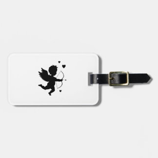 Valentine s Day Cupid Travel Bag Tag