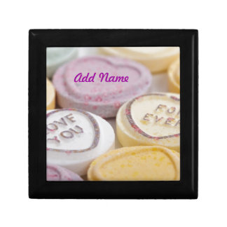 Valentine s Day Cute Qpc Template Gifts Small Square Gift Box