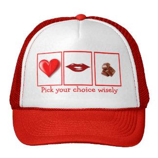 Valentine's Day funny Hat