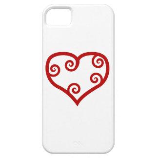 Valentine s Day Heart iPhone 5/5S Case