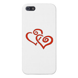 Valentine s Day Hearts iPhone 5/5S Cover