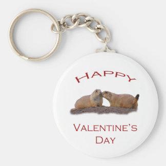 Valentine s Day Kiss Key Chain
