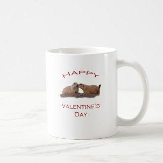 Valentine s Day Kiss Coffee Mugs