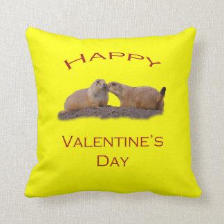 Valentine s Day Kiss Pillows