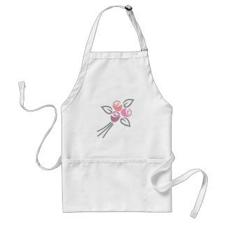 Valentine s Day Roses Aprons