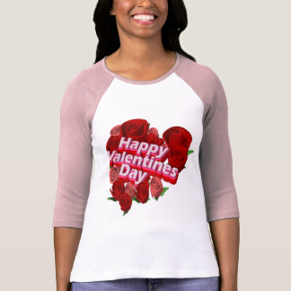 Valentine s Day Roses T-shirts and Gifts