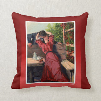 Valentine s Day Vintage Mother s Day Pillows