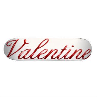 Valentine Custom Skateboard