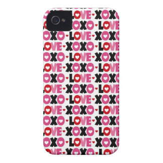 Valentine Sweetheart Love Heart iPhone 4 Case