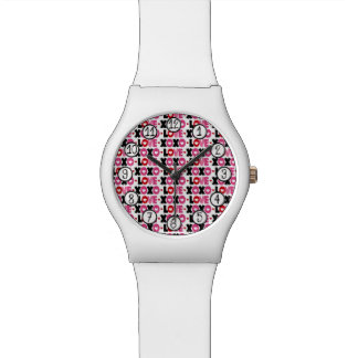Valentine Sweetheart Love Heart Watches