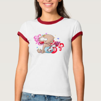 Valentine's baby 2 shirts