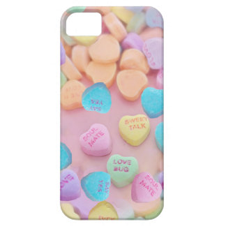 valentines candy hearts case for the iPhone 5