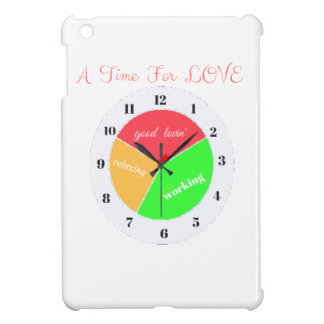 VALENTINES DAY  A TIME FOR LOVE  T-SHIRT iPad MINI COVER