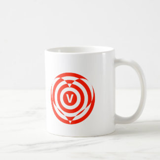 Valentine's Day Basic White Mug