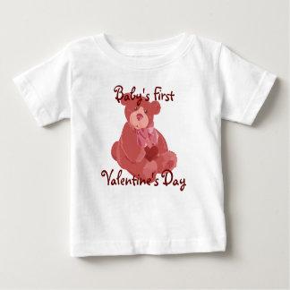 Valentine's Day Bear T-shirt