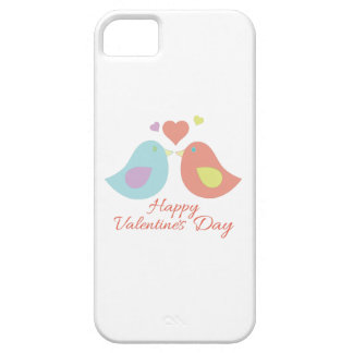 Valentines Day Birds iPhone 5 Cover