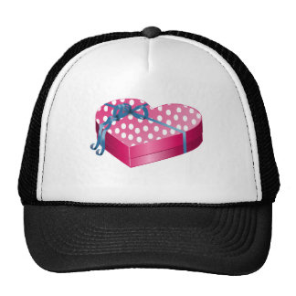 Valentine's Day Candy Hats