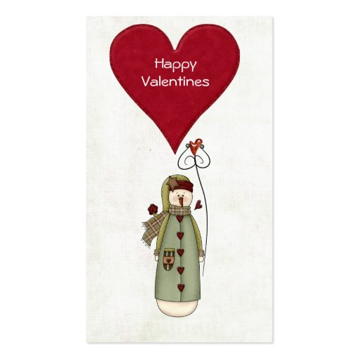 Valentines Day Cards to hand out for Kids Business Cards