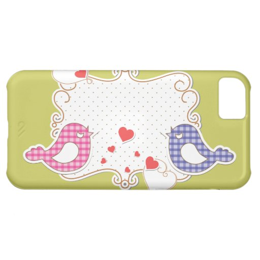Valentine's Day Cover For iPhone 5C