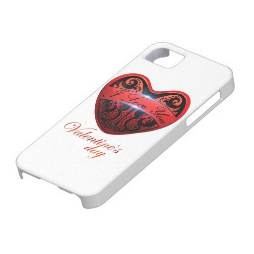 Valentine's day iPhone 5 case