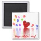 Valentines Day Celebration Magnet