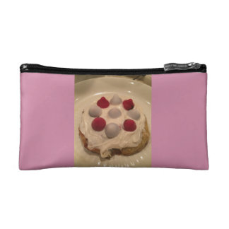 Valentine's Day Cookie by Ishah. Cosmetic Bag