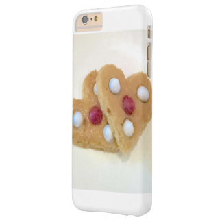 Valentine's Day Cookies by Ishah. Barely There iPhone 6 Plus Case