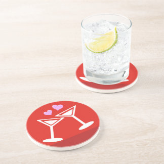 Valentine's Day Couple in Love Coaster