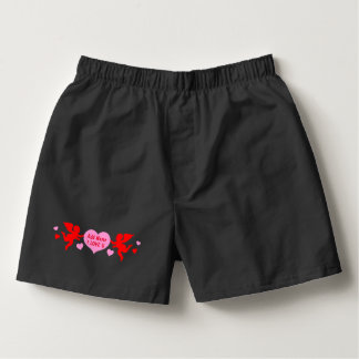 Valentine's Day Cupid Boxers