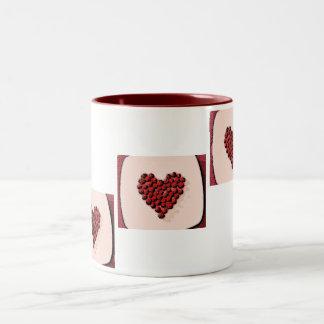 Valentine's Day Dessert Mugs