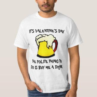 Valentine's Day Drinking Shirt