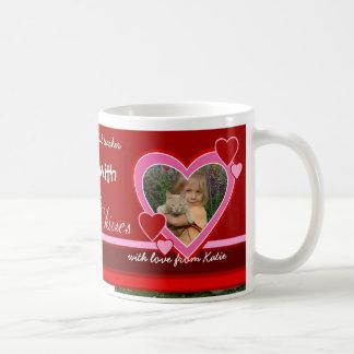 Valentine's Day Gift - Photo Mug for Teacher