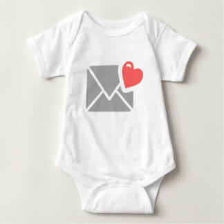 Valentine's Day Heart and Envelope Tshirt