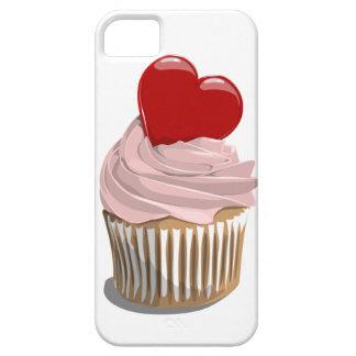 Valentine's Day heart cupcake iPhone4 case
