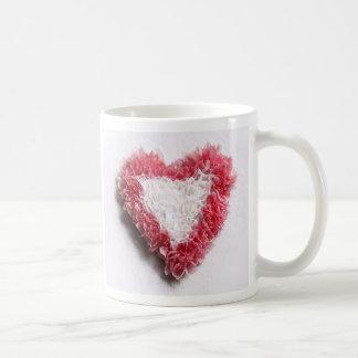 Valentine's Day Heart Mug